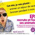 Association EPAL recrute des animateurs